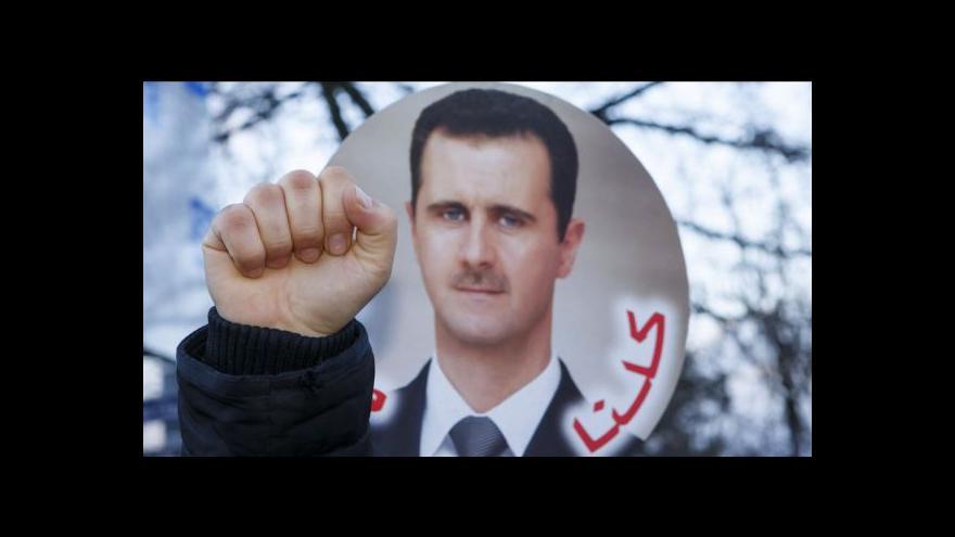 Video Ženeva 2 zatím řešení syrského konfliktu nenašla