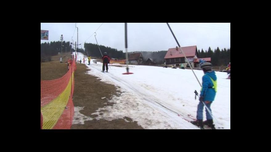 Video Tři minuty z Horní Bečvy