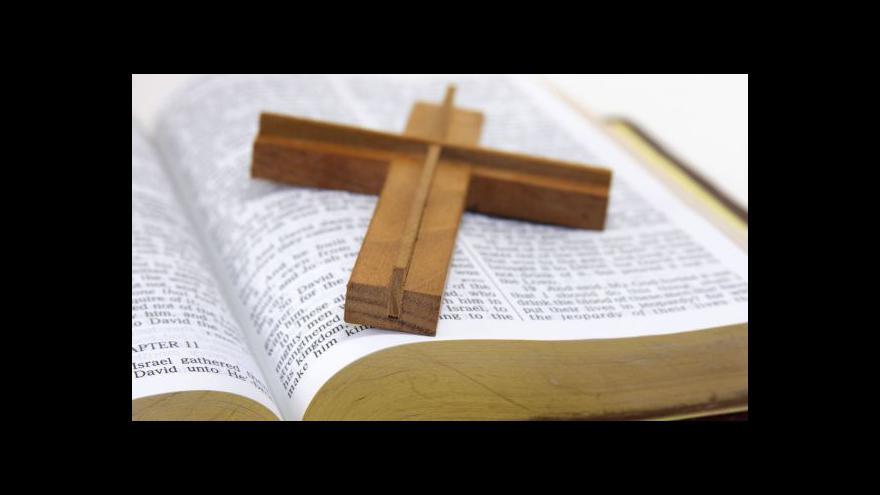 Video Téma církevních restitucí v UvR