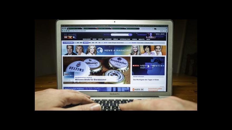 Video Hackeři ukradli miliony hesel k německým e-mailům