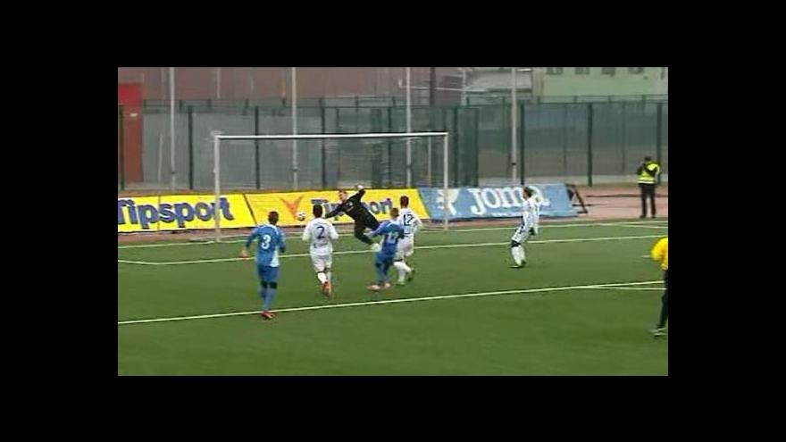 Video Sestřih utkání Frýdek-Místek - Baník Ostrava