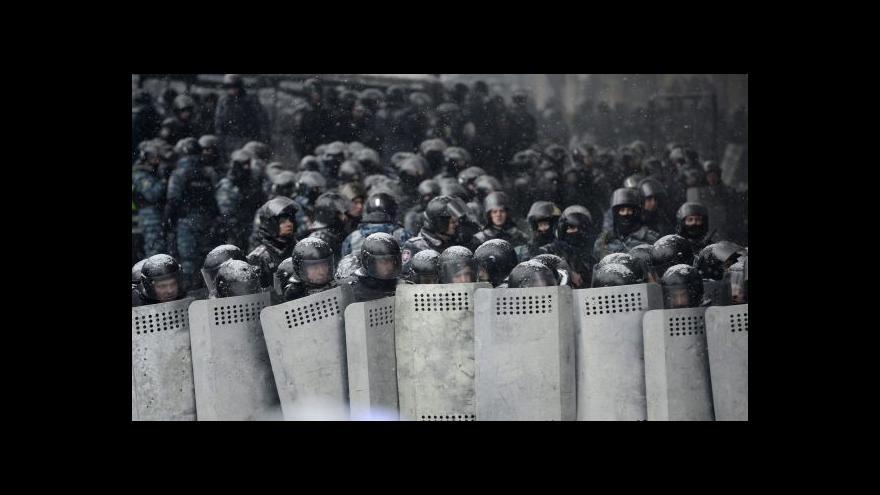 Video Podle Barrosa je unie vývojem na Ukrajině šokovaná