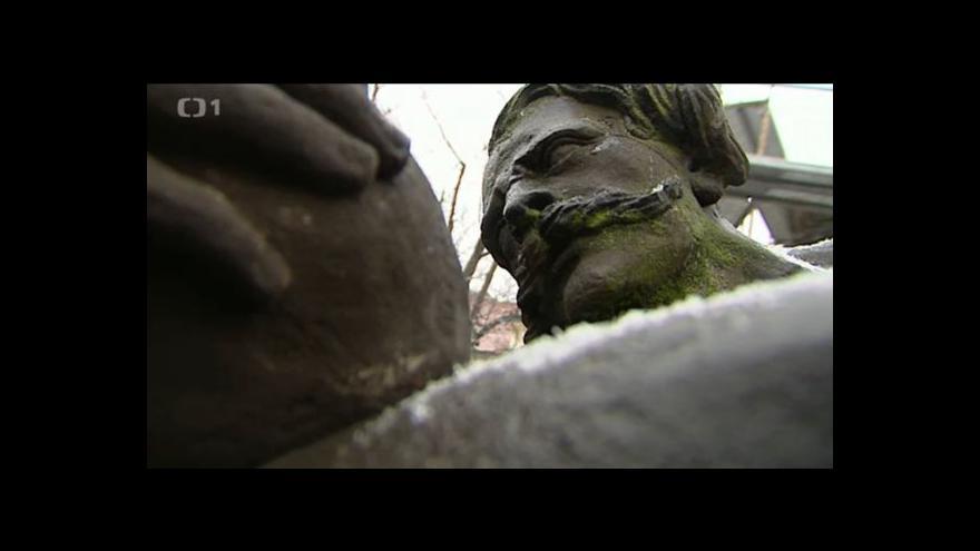 Video Hradčanský morový sloup v Událostech