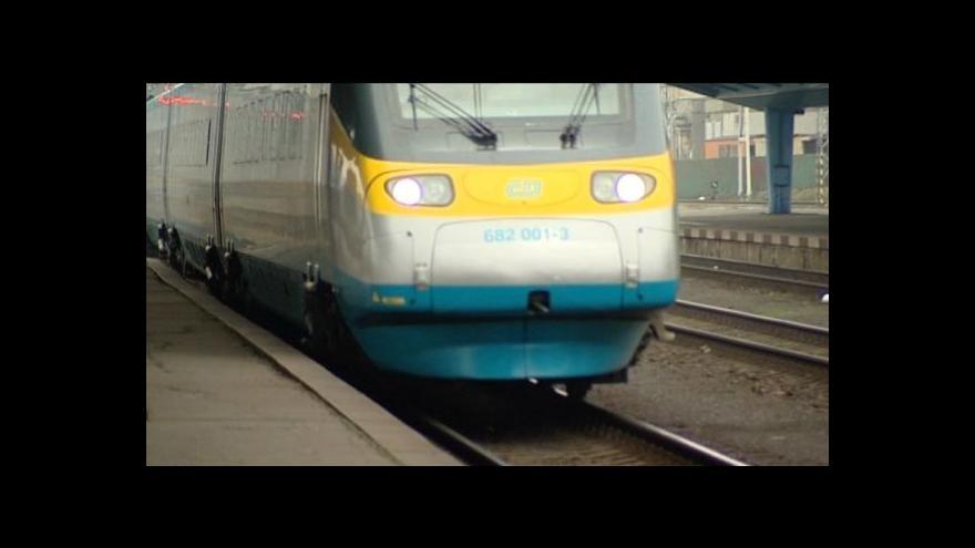 Video Marek Štětina o železnici v Chebu