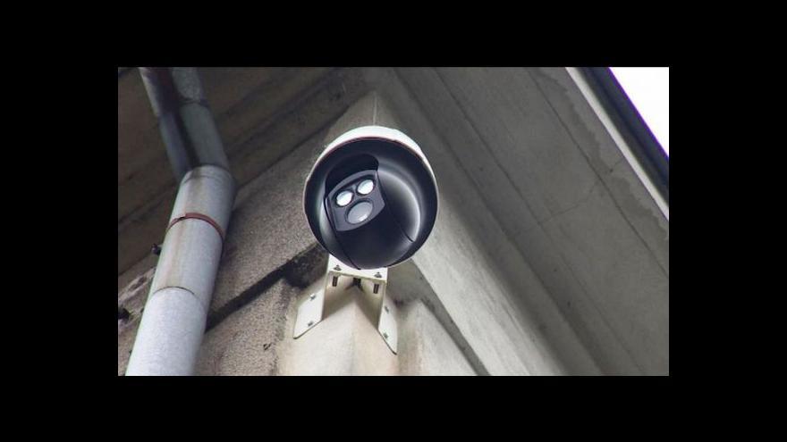 Video Města bojují s vandaly a zloději