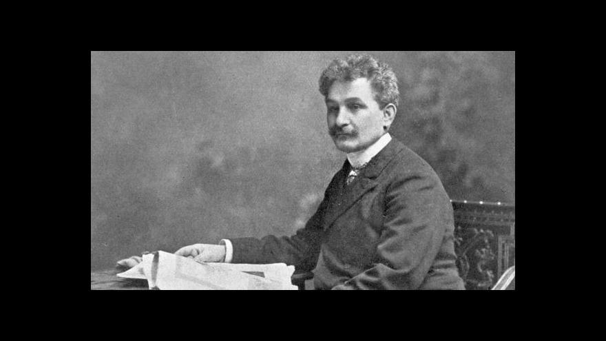 Video Brno si připomíná 160. výročí narození Janáčka