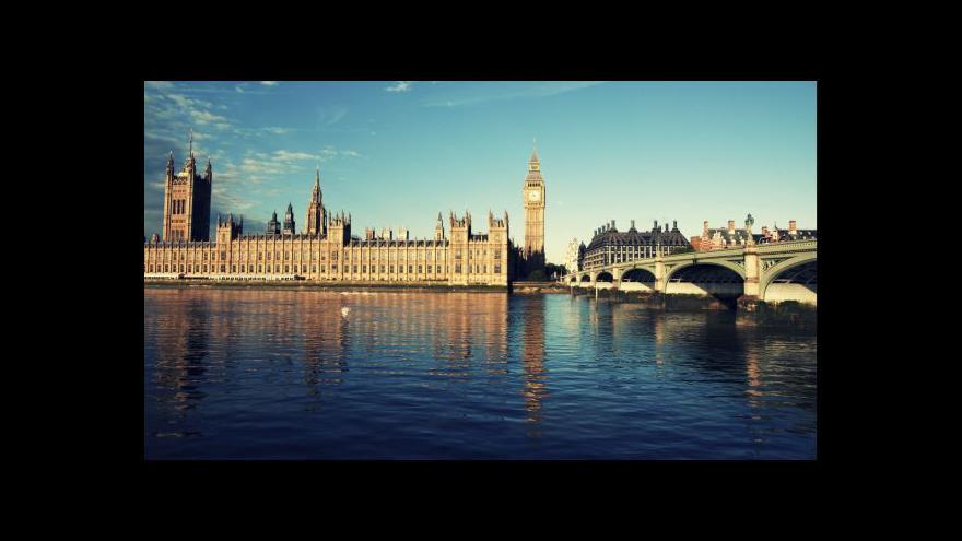 Video Londýn je mezi turisty jedničkou