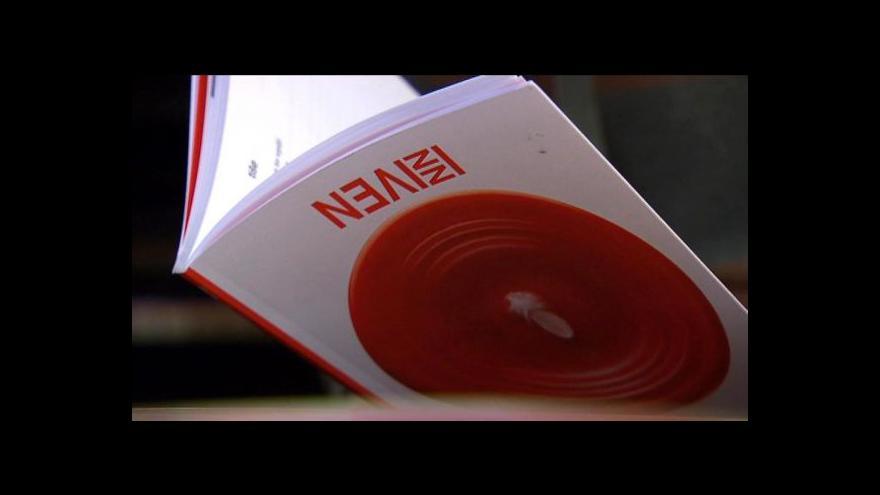 Video Tomáš T. Kůs vydal sbírku Nevinní