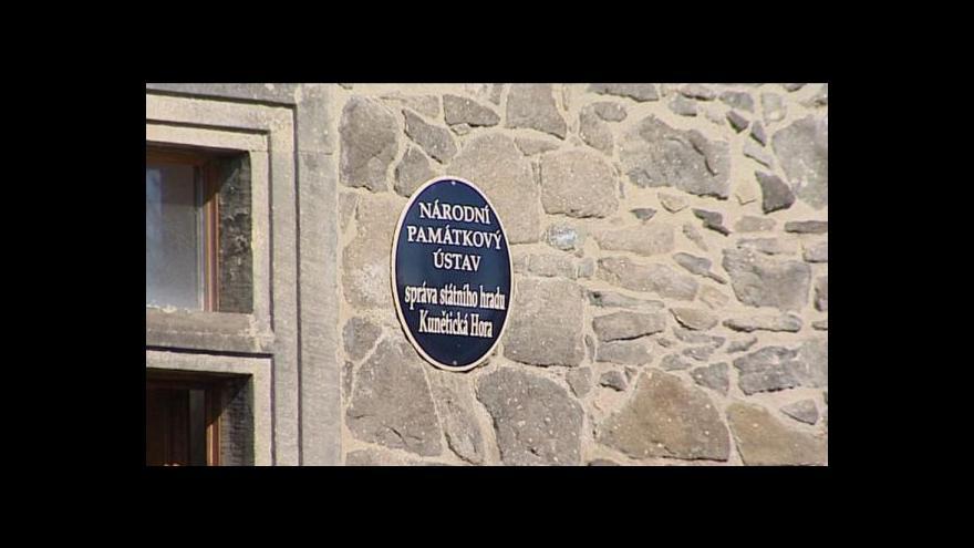 Video Juračková: Nejvíce ohrožených památek je v soukromém vlastnictví
