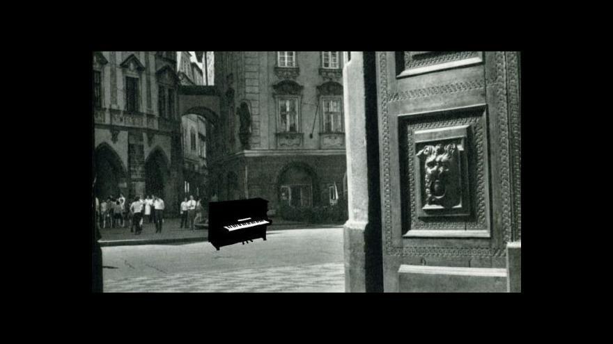 Video Akci Piana na ulici komentuje Ondřej Kobza