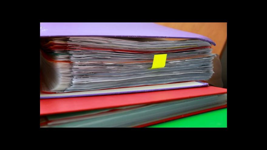 Video Vstup Michala Cagaly o poslaneckých kancelářích