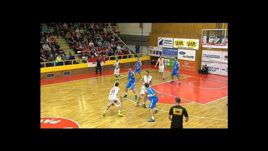 Video Sestřih basketbalu: Pardubice - Prostějov
