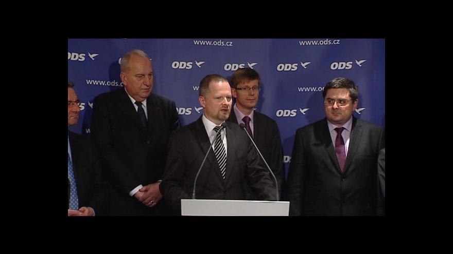 Video Fiala po skončení kongresu: ODS je zpět