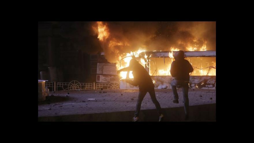 Video USA pohrozily Ukrajině sankcemi
