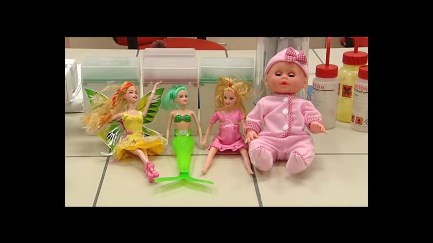 Video Hygienici letos objevili dvacítku hraček s nebezpečnými ftaláty