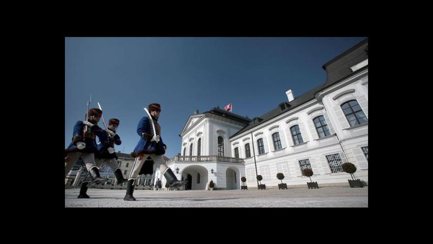 Video Volba prezidenta na Slovensku tématem Událostí