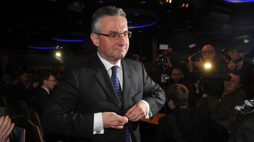 Video Jan Zahradil kandiduje na šéfa EK