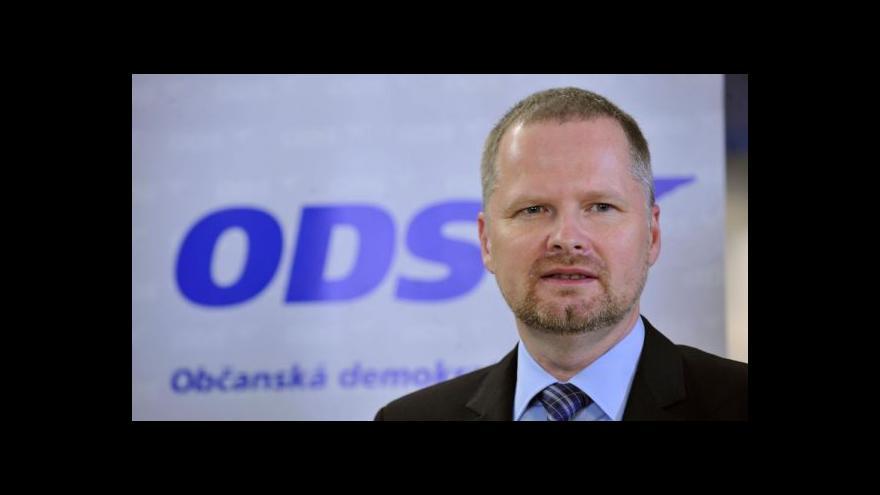 Video Fiala: Rozumím ODS, ona mně. Za chvíli začnou i voliči