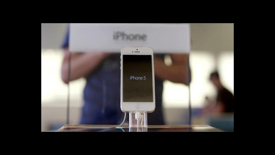 Video V Číně byl zahájen oficiální prodej iPhonů