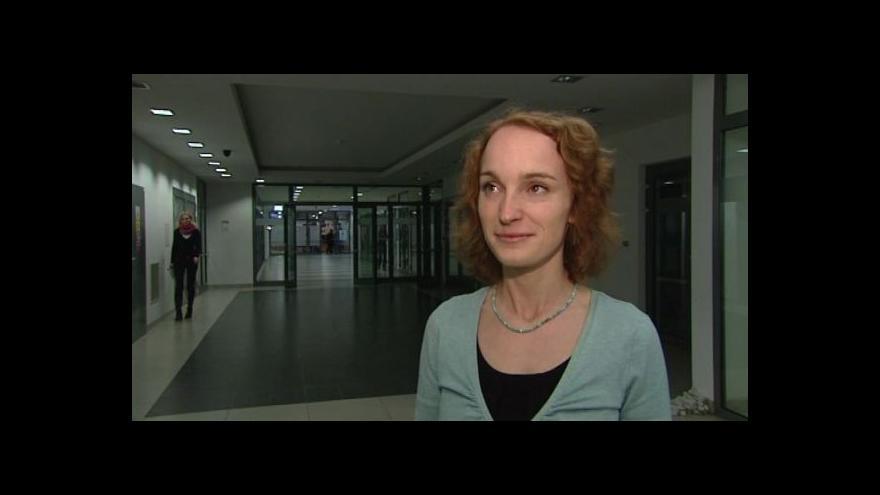 Video O projektu mluví jeho vedoucí Kateřina Šímová