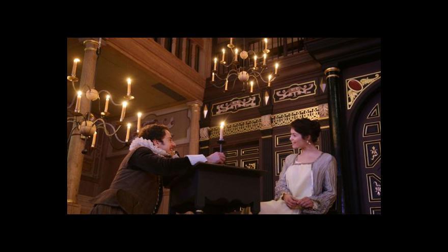 Video Nové divadlo v Londýně