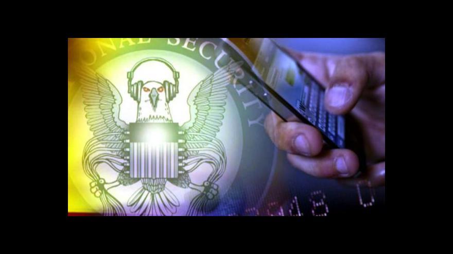Video Horizont ČT24: Agenti NSA už se nedostanou k datům tak snadno