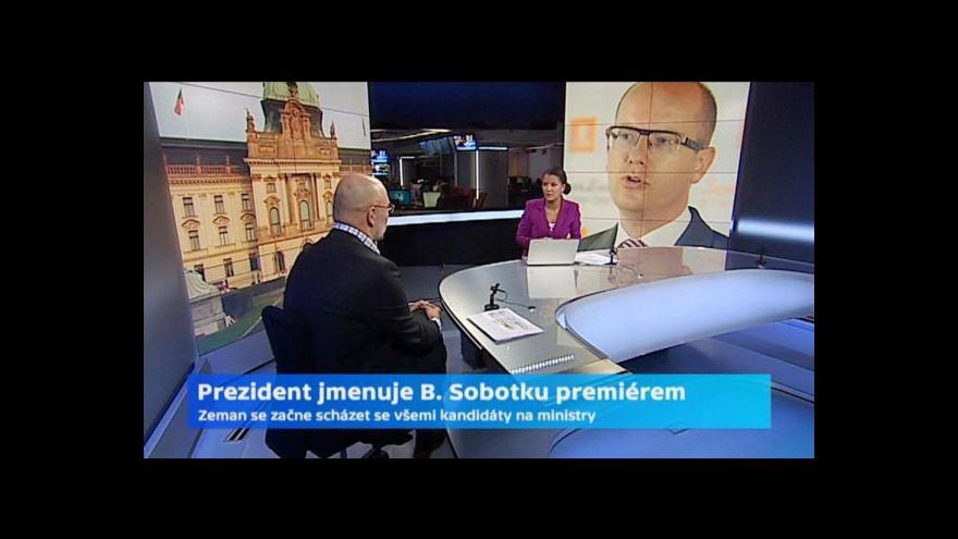Video Bronislav Kvasnička komentuje výsledky průzkumu