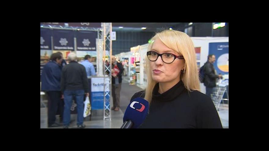 Video O nabídce pobytů hovoří mluvčí AČCKA Kateřina Petříčková