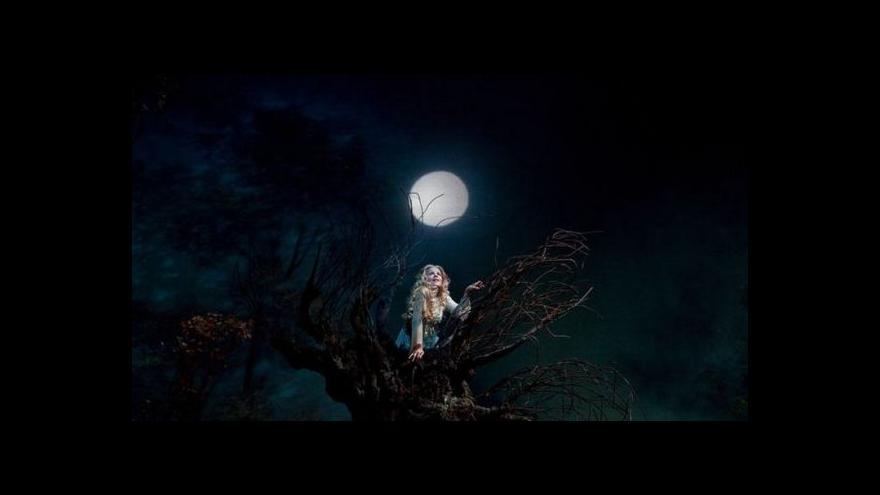Video Renée Flemingová jako Rusalka v MET