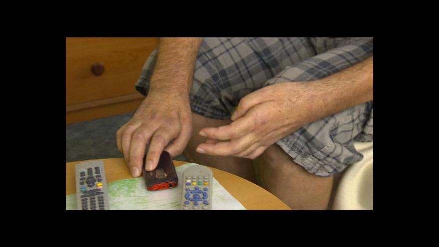 Video Petr Baraňák o sbírce na léčbu Lou Gehrigovy choroby