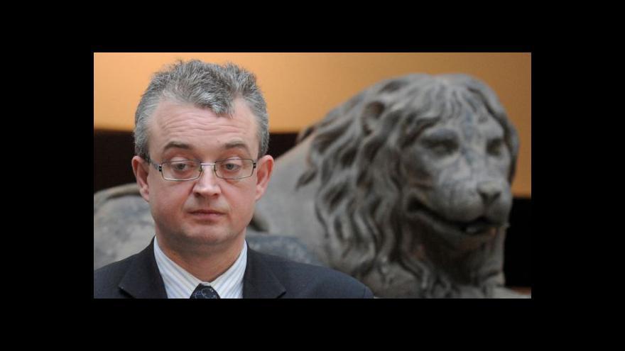 Video Marek Benda: Voliči nás hluboce vytrestali