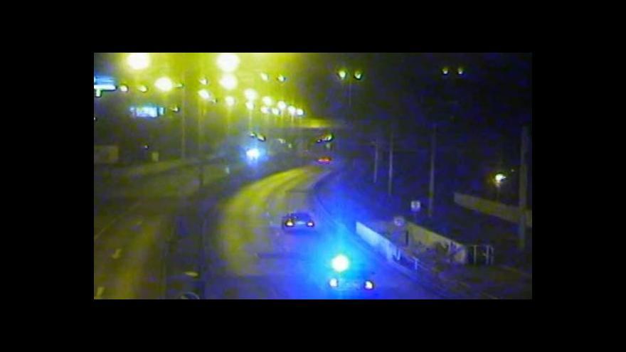 Video V noci na čtvrtek se v Praze odehrála další honička