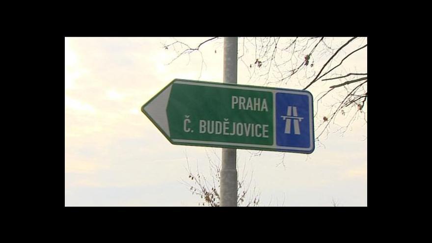 Video Kristina Vrkočová o dálničním přivaděči v Plané n. L.