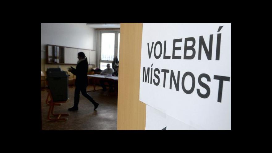 Video Téma senátních voleb v UvR