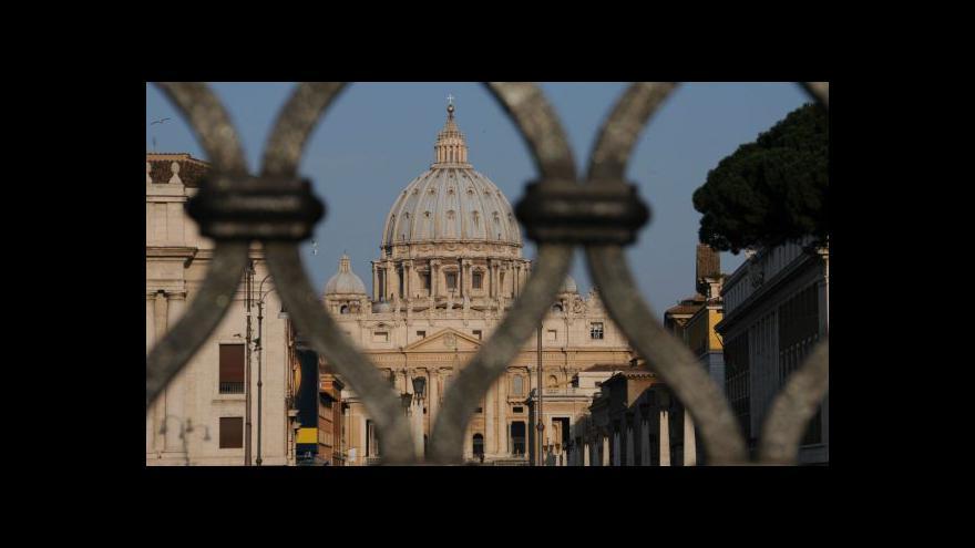 Video Vatikán se poprvé veřejně vyjádřil ke zneužívání dětí