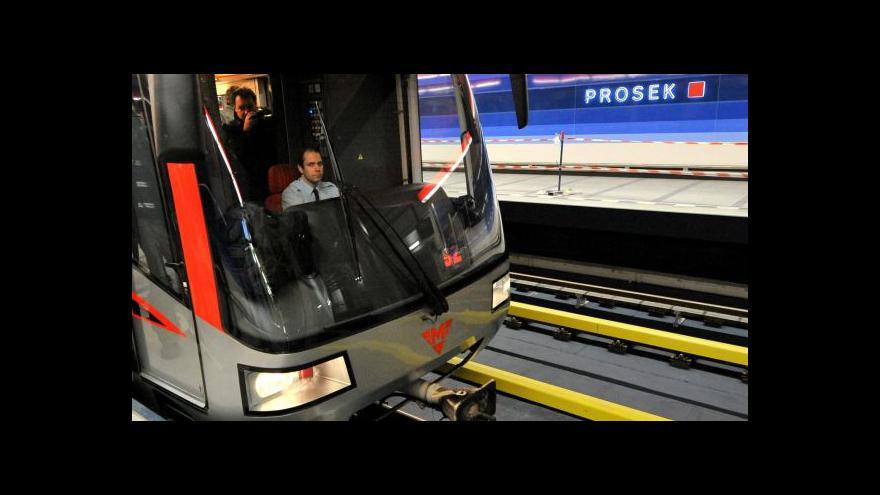 Video Štábl: Bombardier spolupracuje na opravě vozů metra