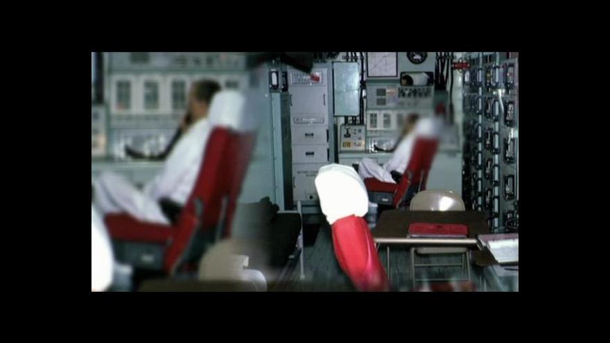 Video Ovládali jaderné zbraně, důstojníci ale podváděli u zkoušek
