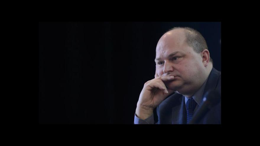 Video Brífink Národní galerie k církevním restitucím