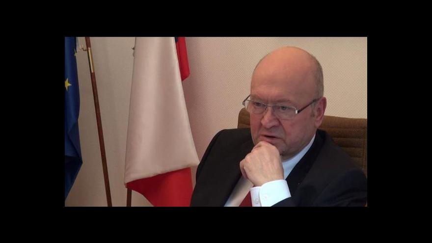 Video Události: Remek předal Putinovi své pověřovací listiny