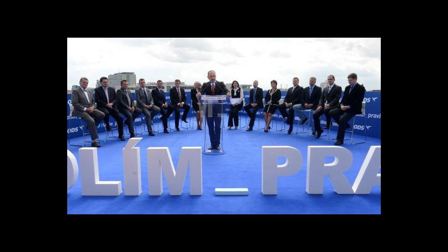 Video ODS před kongresem