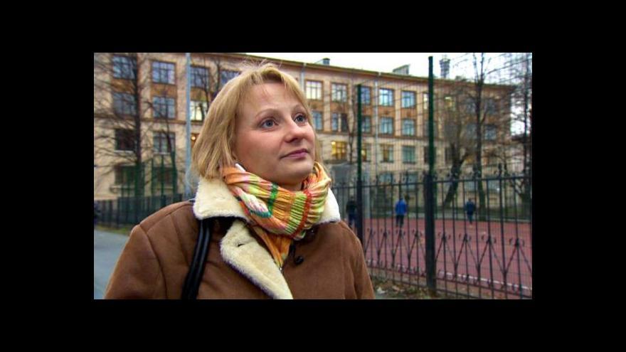 Video Ruská učitelka bojuje za práva homosexuálů