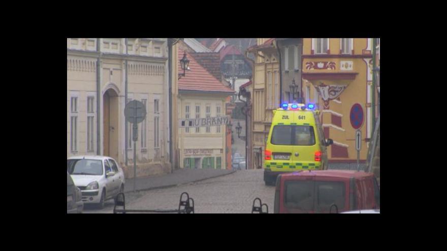 Video Jan Stuchlík o úštěcké základně záchranářů