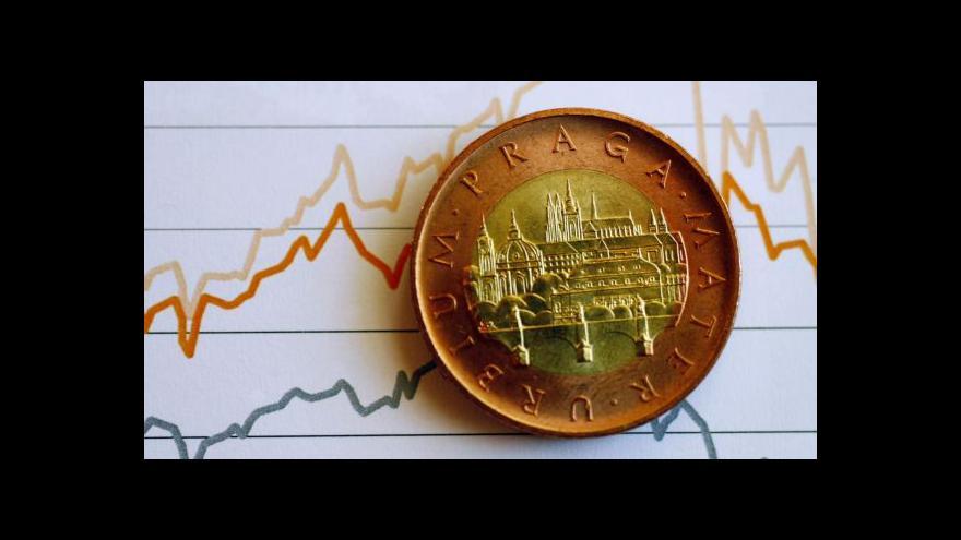 Video ČBA: Česko poroste skoro o dvě procenta