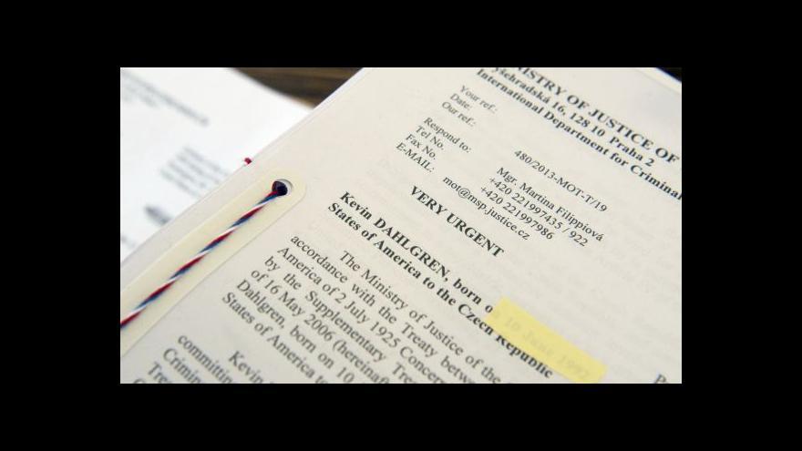 Video Komentář Martina Řezníčka ke kauze Kevina Dahlgrena