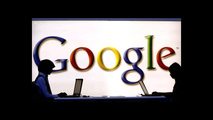 Video Pavel Kasík: Google má spoustu peněz a pestré portfolio