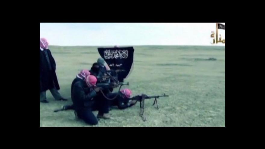 Video Horizont ČT24: Západ se bojí návratu bojovníků ze Sýrie