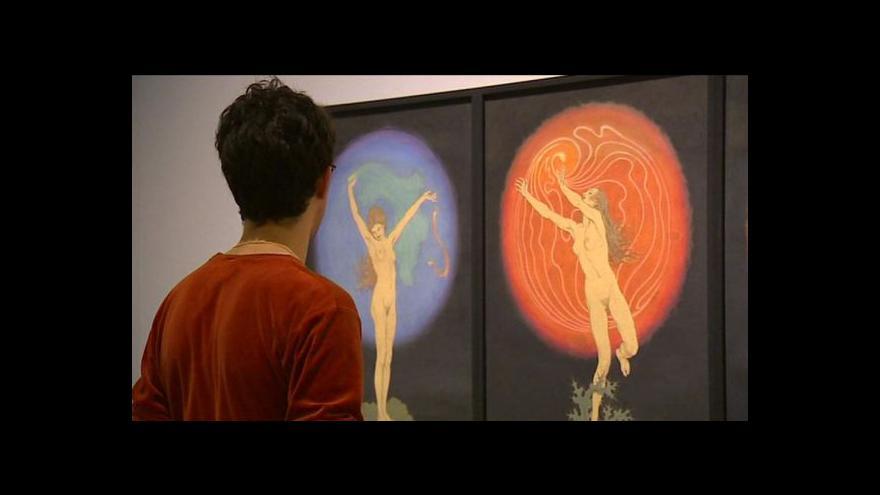 Video Výstava Vídeň Berlím zlákala tisíce diváků