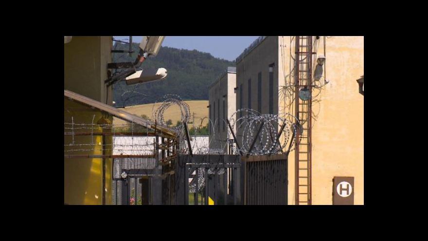 Video Věznice v Drahonicích je na prodej