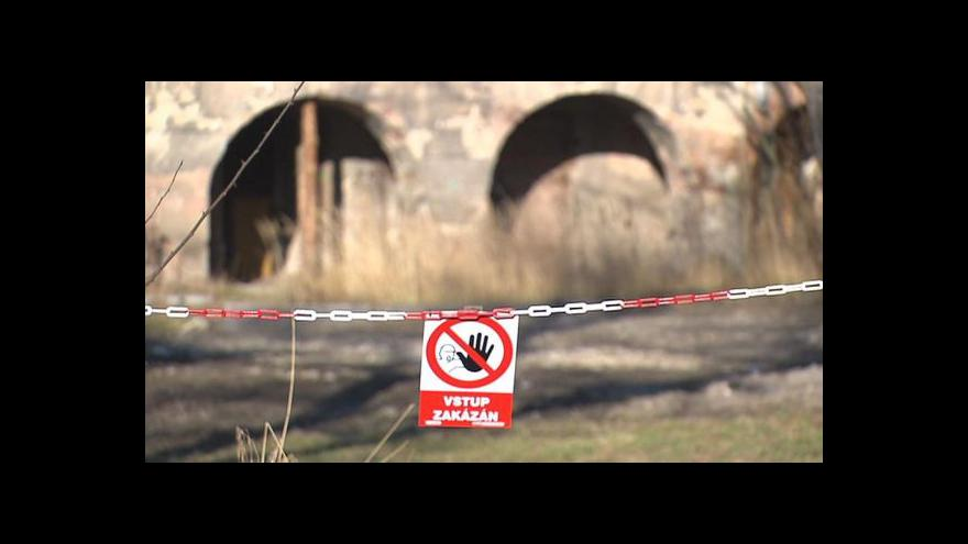 Video Středočeský kraj se chce zbavit Buštěhradského zámku