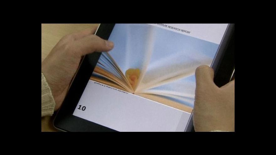 Video Knihovny chtějí půjčovat e-knihy